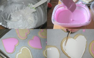 Icing Collage