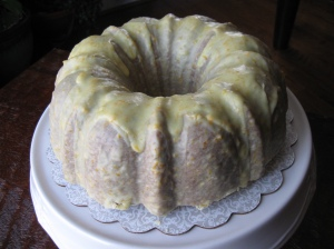 Beautiful bundt!