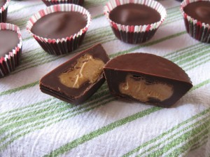 Yummy peanut butter cups!!
